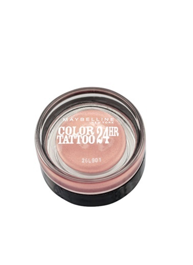 Maybelline Maybelline New York Color Tattoo 24H Göz Farı - 65 Pink Gold - Metalik Pembe Pembe